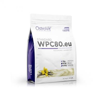 OstroVit WPC80.eu 900g odżywka białkowa
